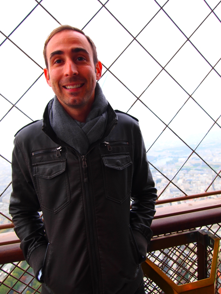 Top of the Eiffel Tower