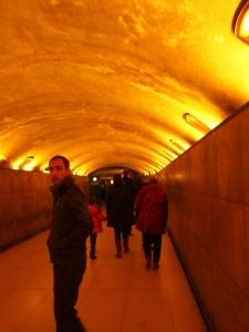 Arc De Triomphe - Underground