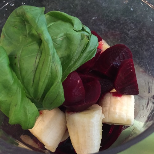 Bananas Beets and Basil