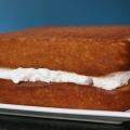 Layered White Cake