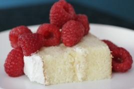 The Perfect White Cake