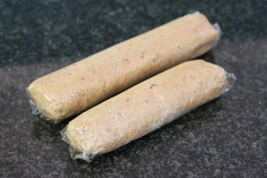 Cinnamon Nut Cookies