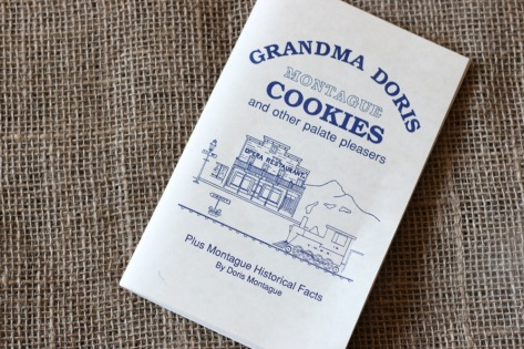 Grandma Montague's Cookies