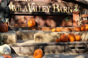 Avila Barn Photo Op
