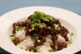 Easy Korean Beef Dinner