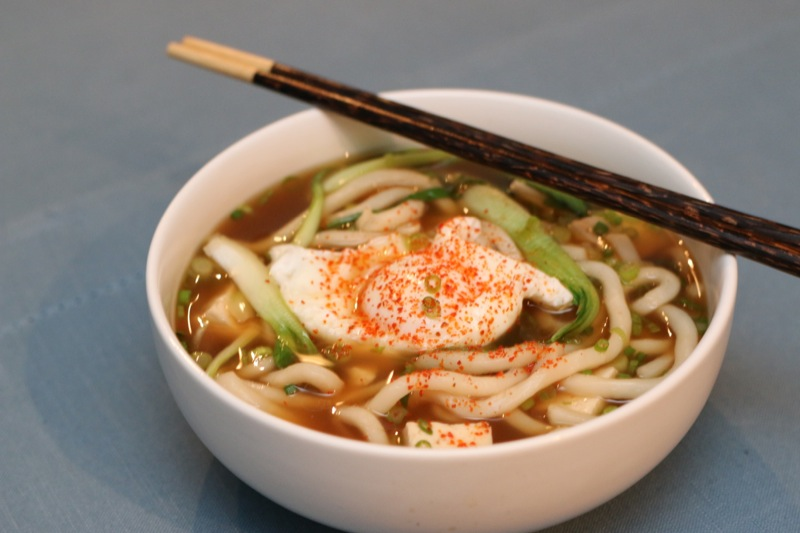 Easy Udon Soup