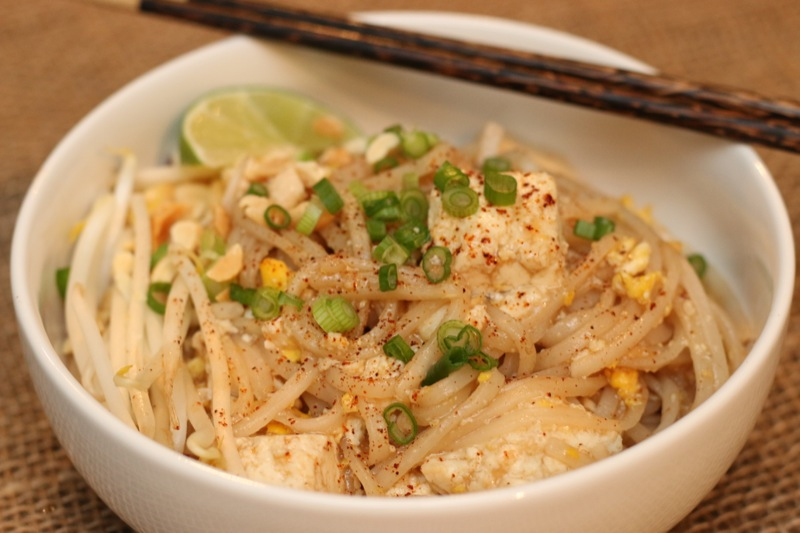 Authentic Pad Thai