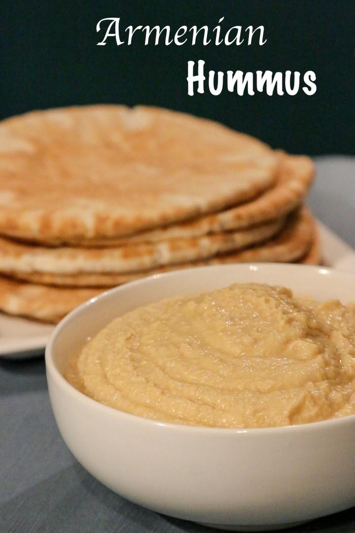 Armenian Hummus