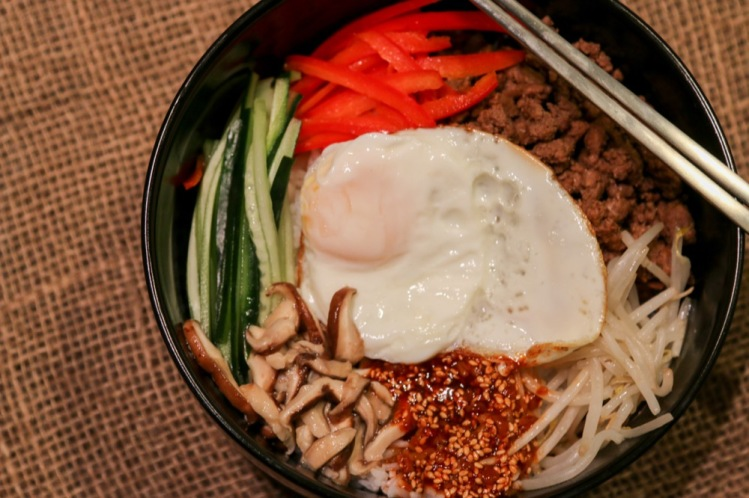 bibimbap for beginners